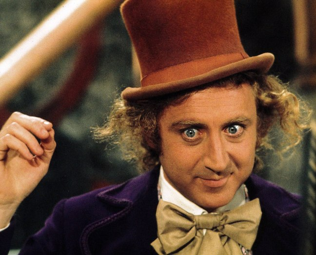 """I knew that from then on the audience wouldn't know if I was lying or telling the truth,"" - Gene Wilder on Willy Wonka's old and feeble introduction"