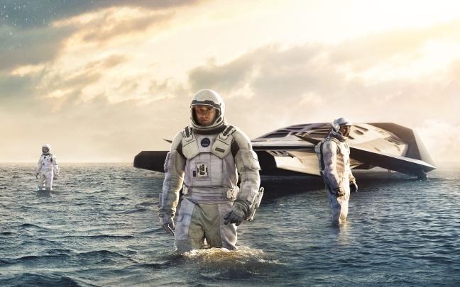 The planets in the movie seem too terrifyingly real to be fantastical.