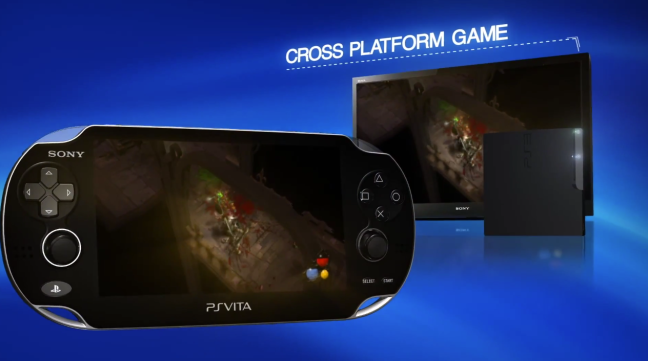 Sony is trying to keep the Vita alive by integrating more with other hardware.
