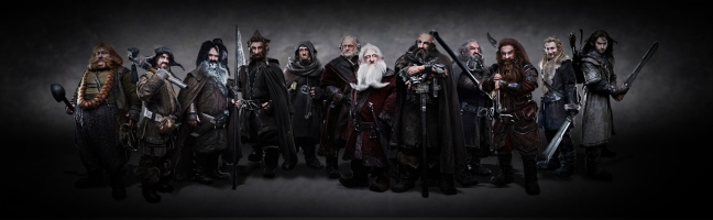 Even with three movies, can you name all the dwarves?