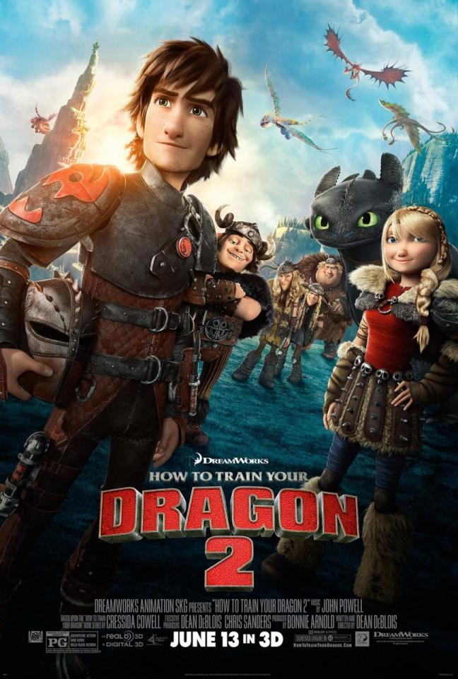 Perfect recent example: How to Train Your Dragon 2, a 92% on Rotten Tomatoes... with an average score of 7.7.