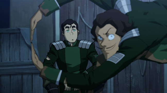 Even Varrick's hilarity could not save Remembrances from feeling really useless.