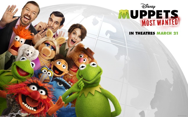 More like Muppets Least Wanted, HAHAHA... I'm so clever.
