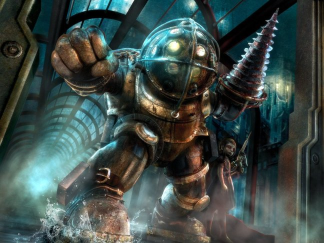 bioshock_big_daddy_and_little_sister
