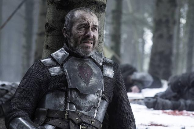 To call Stannis Baratheon's resolution anti-climactic would be to call Ned Stark's beheading slightly sad.