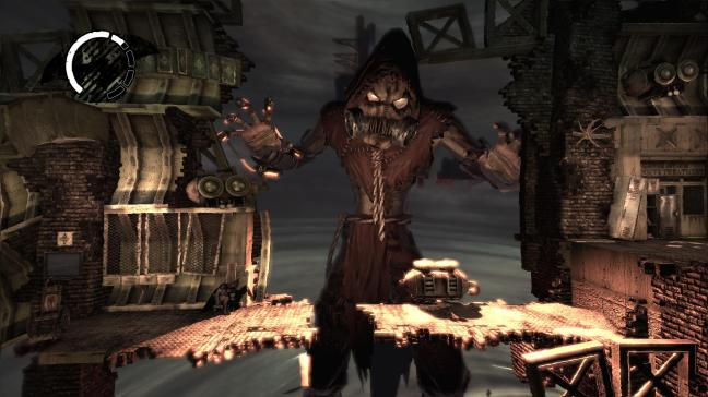 The Scarecrow sequences in Asylum may have had control issues but they were at least interesting. No such luck with Arkham Knight.