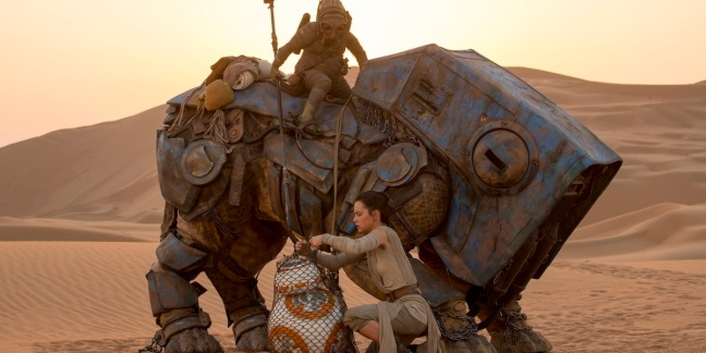 The mix of practical effects and CGI give the film an excellent look, one that is evocative of the originals while still allowing sequences that used to be impossible to film.