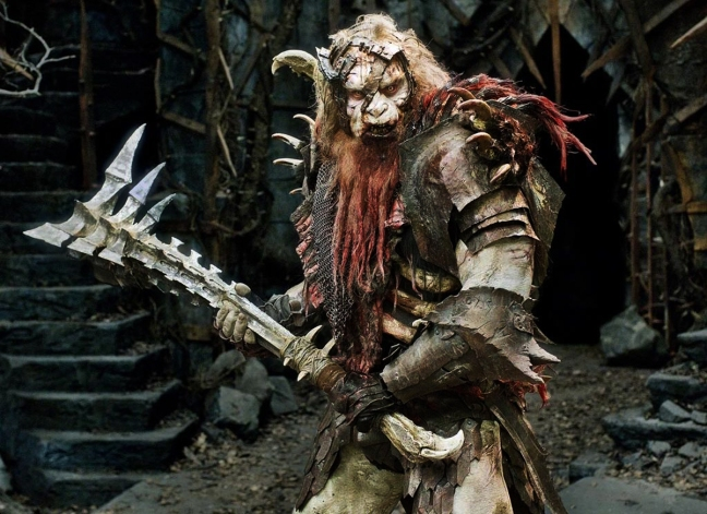 I don't know, the original Bolg looks really cool.