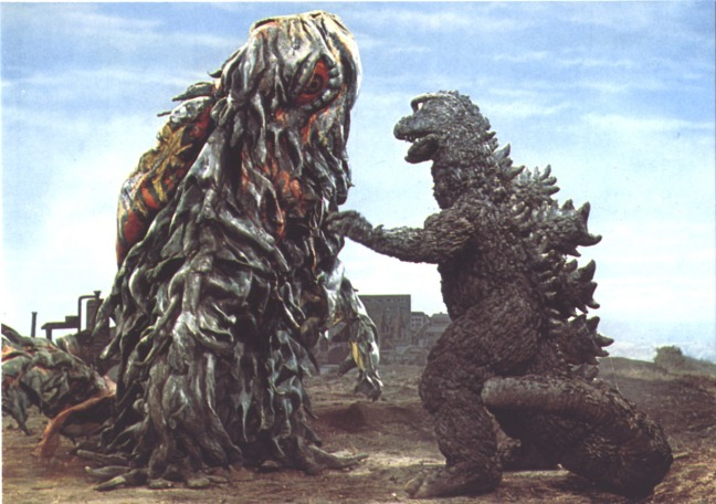 Godzilla vs. Hedorah features an LSD sequence, animated segments, and a flying Godzilla. This film was part of the Showa series but is unlike any other Godzilla movie... and probably any other movie, period.