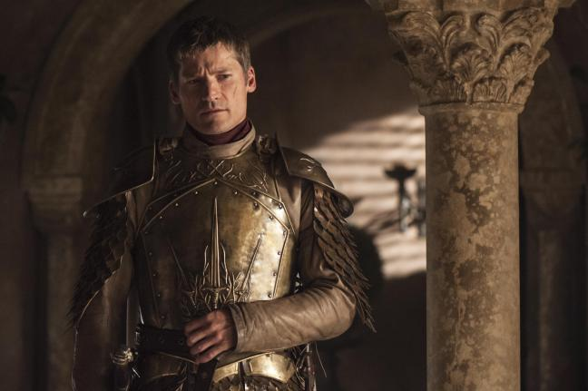 Jaime Lannister: not your typical fantasy character.