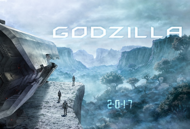 While no live-action sequel has been announced, Godzilla will return in 2017, making his feature animation debut.