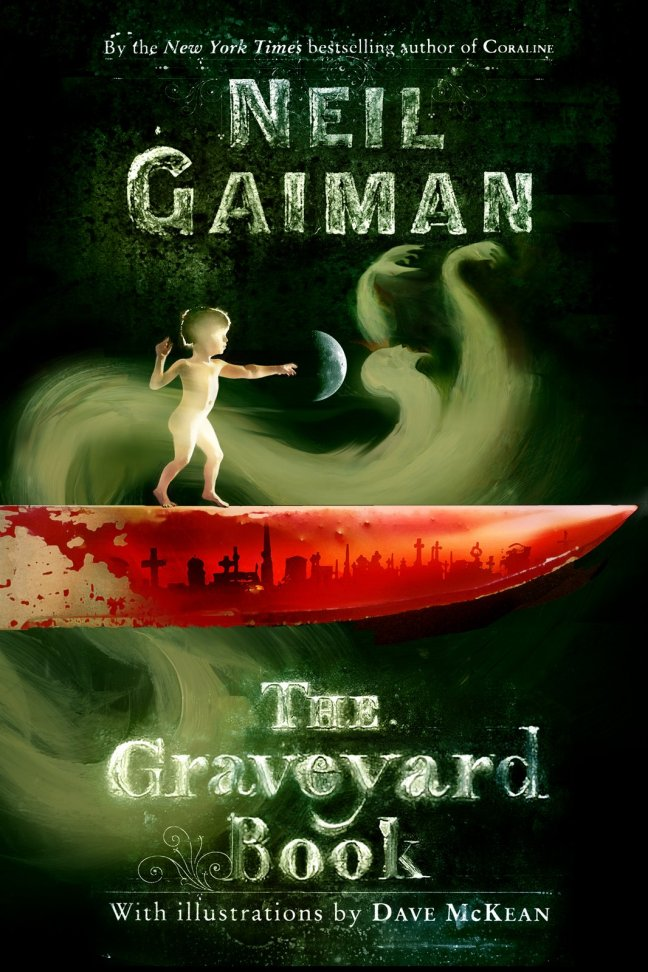 If you were a fan of Neil Gaiman's Graveyard Book, I would definitely recommend this title.