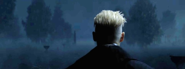 This is the first scene of Fantastic Beasts and where to Find Them... it does not really succeed in doing much of anything.