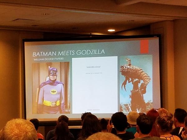 Batman Meets Godzilla