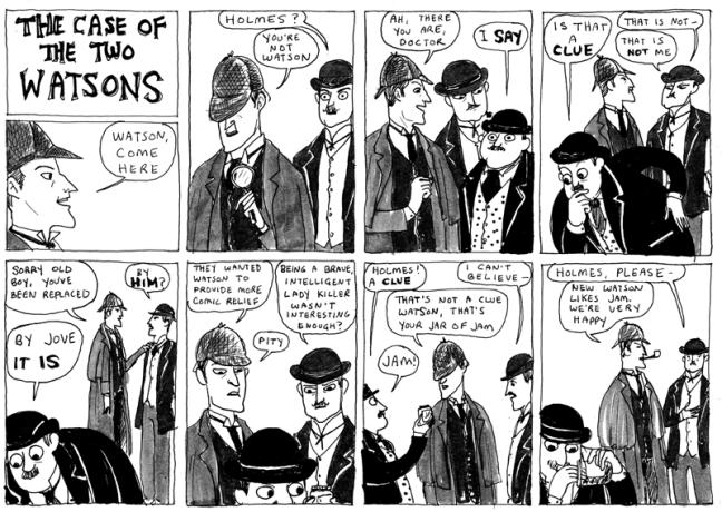 Stupid Watson syndrome