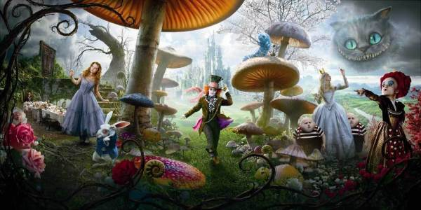 Alice: The Wanderland Chronicles