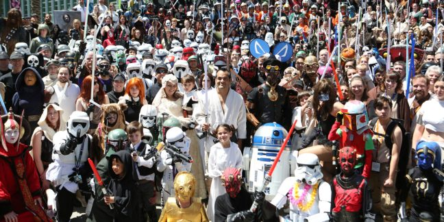 Who owns Star Wars?