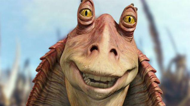 Writing Character Workshop: Jar Jar Binks – Colin McMahon