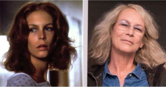 Laurie Strode 1978 2018