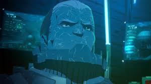 Godzilla philosophy anime