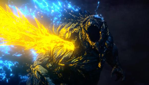 Godzilla Ghidorah Planet Eater