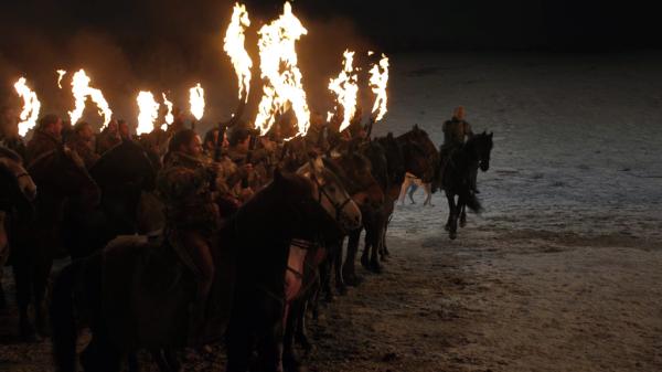 Dothraki Charge Long Night