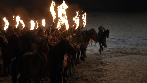 Dothraki Charge Long Night