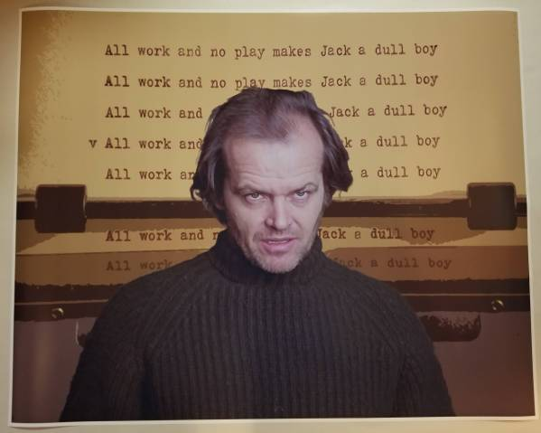 Jack Torrance mental illness