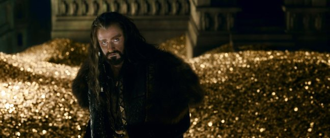 Thorin Dragon Sickness Mental Illness