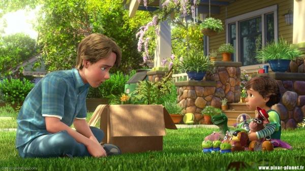 Toy Story 4 Responsibility