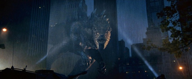 Godzilla 1998 Rotten Tomatoes