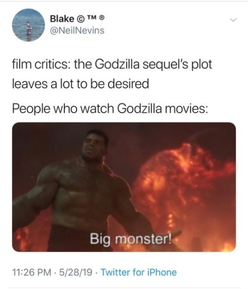 Godzilla fans