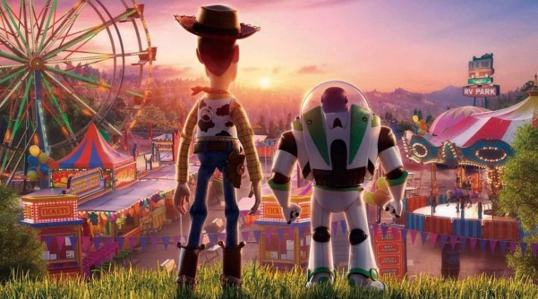 Toy Story 4 Progress