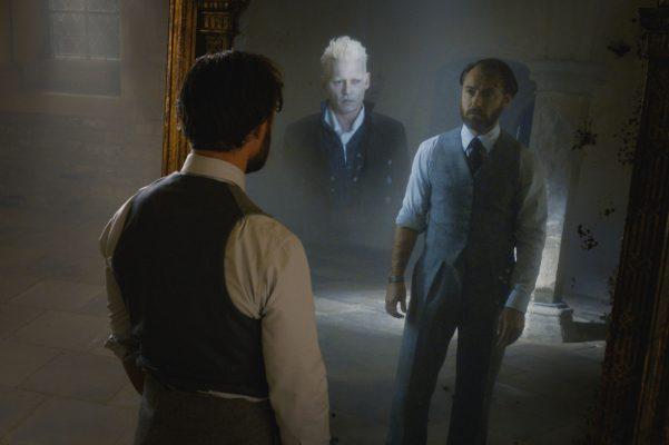 Grindelwald Dumbledore Homosexuality